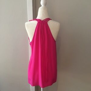 Nanette Lepore Tops - 👚 Nanette Lepore silk asymmetrical blouse